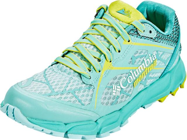 Columbia Caldorado II - Chaussures running Femme - turquoise